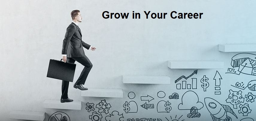 Grow in Your Career