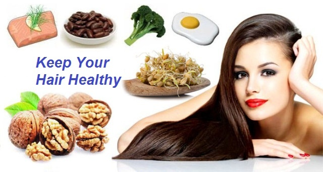 Keep Your Hair Healthy
