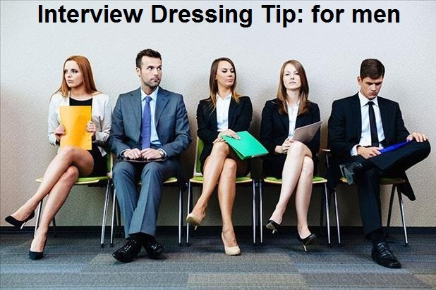 Interview Dressing Tip: