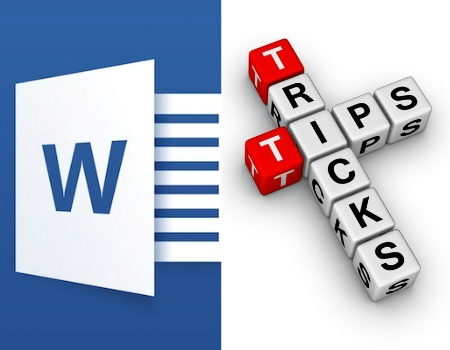 25 Hidden Microsoft word 2016 Tips to use MS word faster