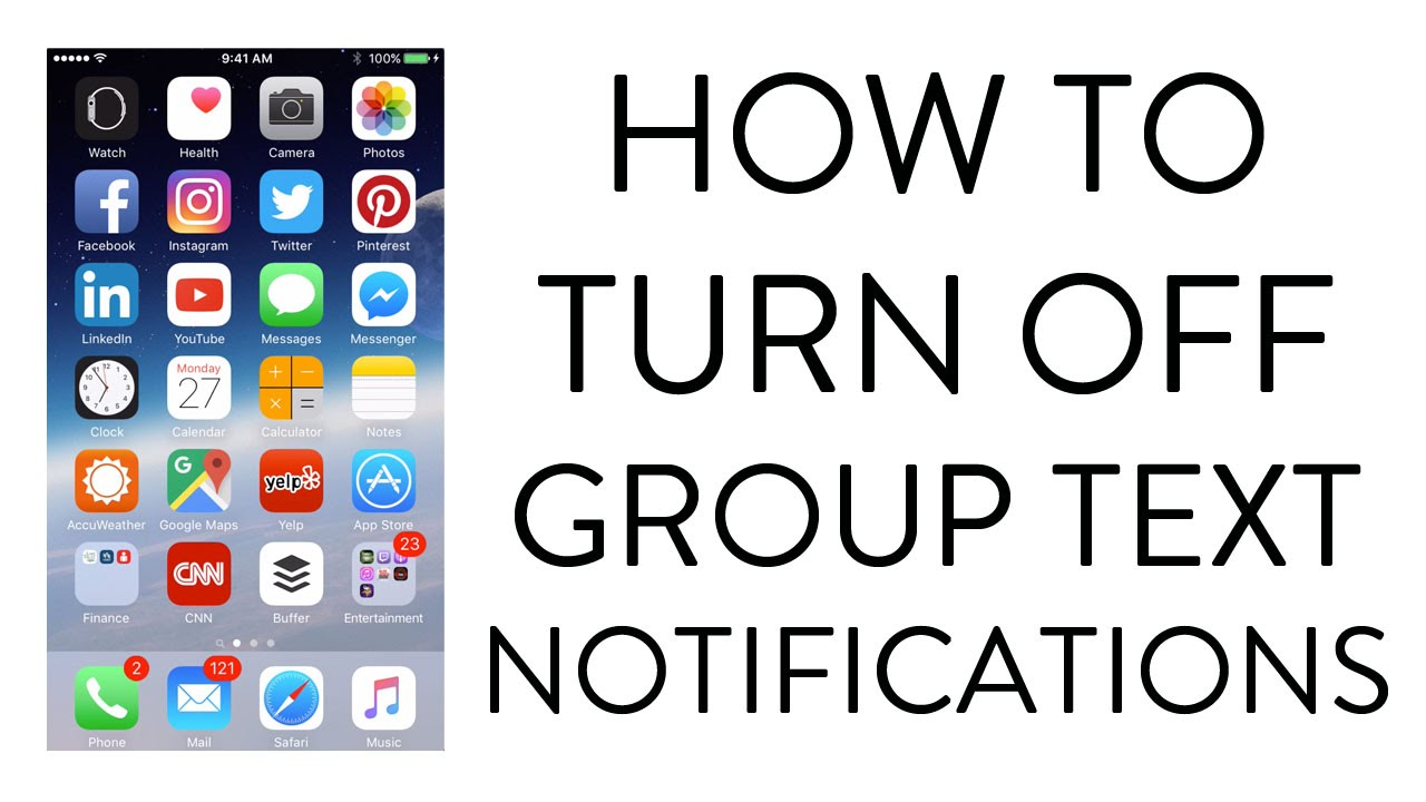 Best Way to Remove Yourself from Group Text on iPhone