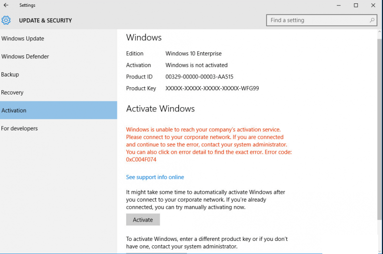 Best Tips to Activate Windows 10 by follow the simple steps