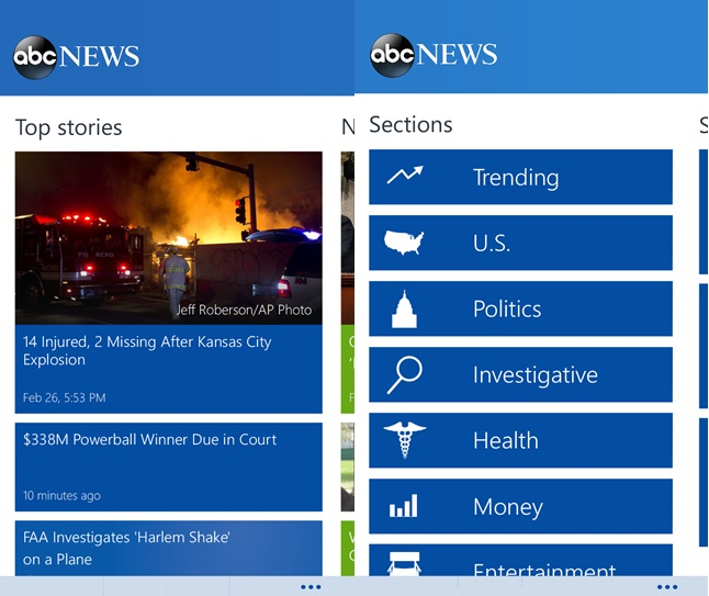 Easy Tips to Read Latest News on ABC News App in Windows 10