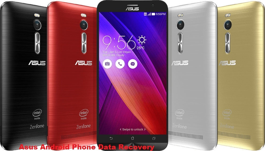 Easy soltuion to restore lost data from Asus Android Phone