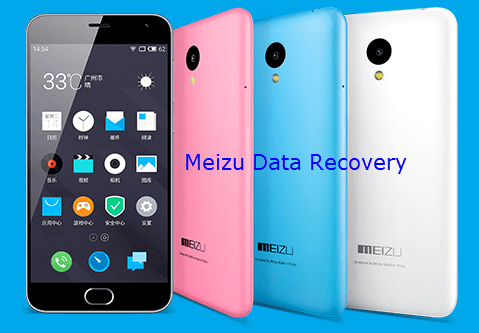 Simple way to recover deleted data from Meizu Android Phone