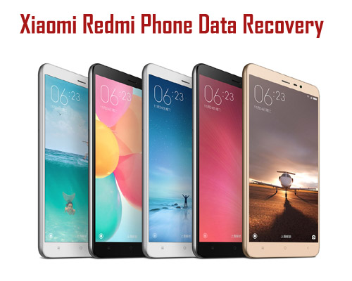 Tips to recover deleted data from Mi Android Phone