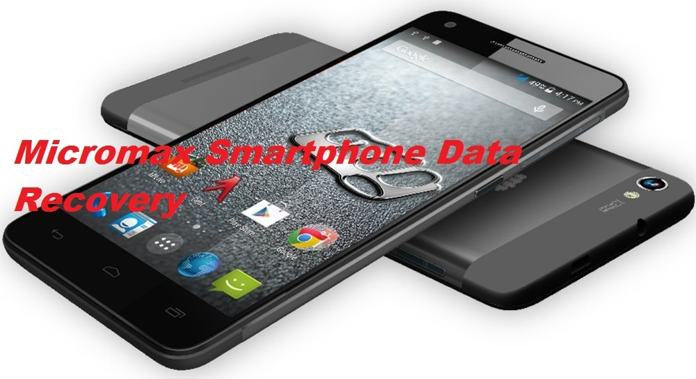 Easy way to retrieve corrupted data from Micromax Smartphone