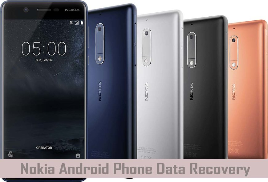 Easy way to recover corrupt data from Nokia Android Phone
