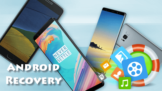 recover lost data from Samsung Galaxy A8 Star
