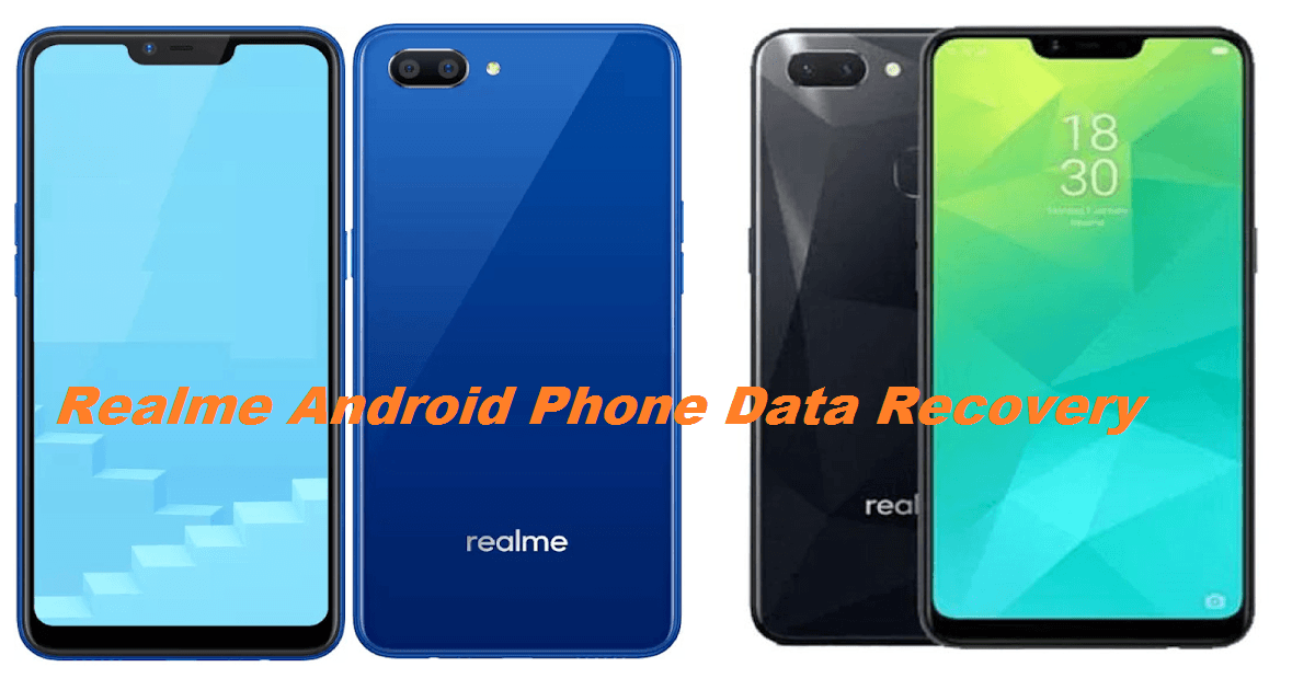 Simple tricks to restore deleted data from Realme Android Phone