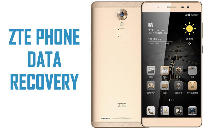 Best guide to recover lost data from ZTE Android Phone