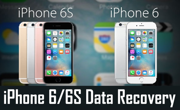 Tips to Recover Deleted/Corrupted Data From iPhone 6S