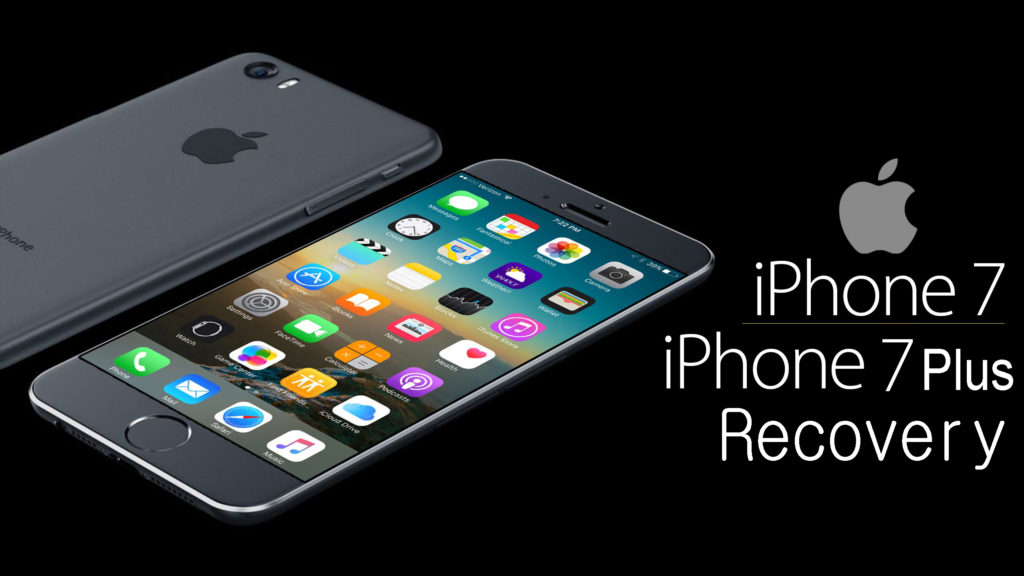 Effective Methods To Recover Lost Data From iPhone 7/7 Plus