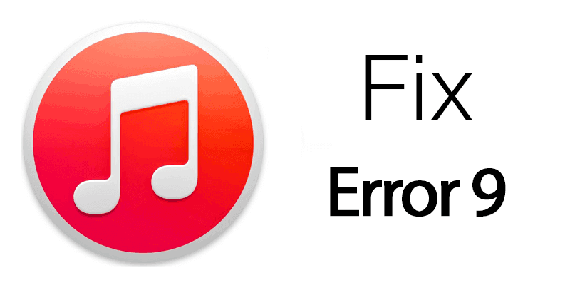 Effective Methods to Remove iPhone/iTunes Error 9