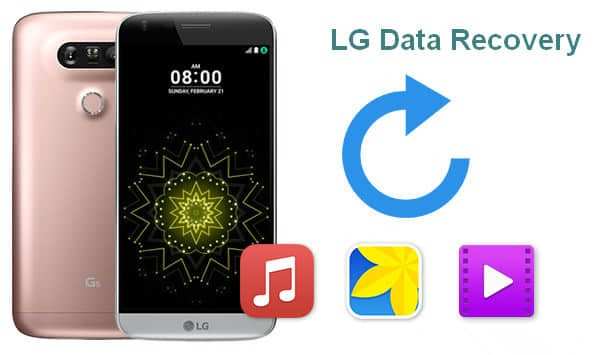 Easy way to restore lost files from LG Android Phone
