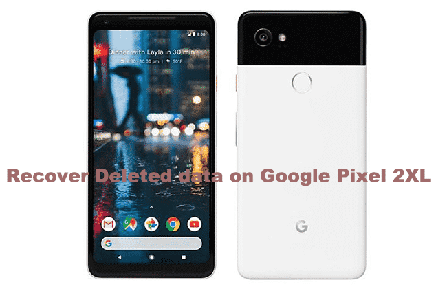 Google Pixel 2 XL Data Recovery image