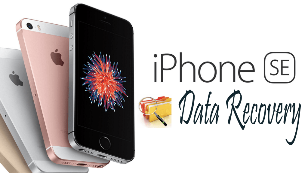Recover Lost & Corrupted Data From iPhone SE In Some Effective Clicks.