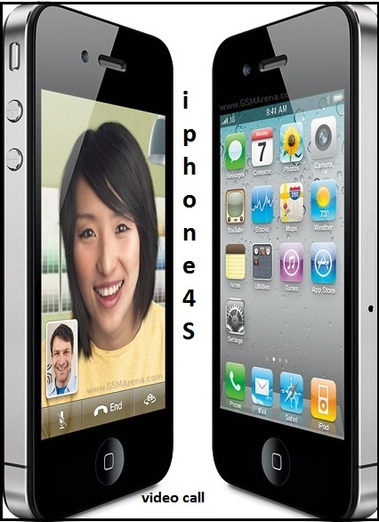 iphone 4s video chat