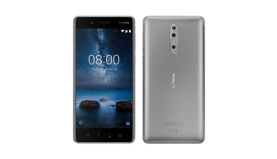Steps to recover deleted data from Nokia 8 (6GB RAM + 128GB)