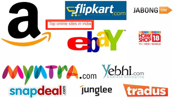 Top online shopping sites for clothes, grocery, and electronics?