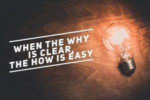 clear your why