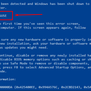 SYSTEM_PTE_MISUSE BSOD Error