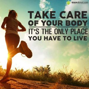 care your body
