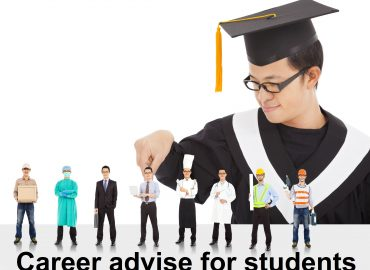 Career advise for students