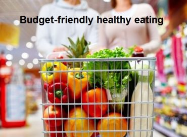 Budget-friendly healthy eating