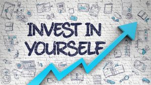 Invest more in yourself