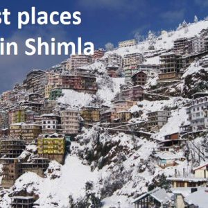 the best places to visit in Shimla